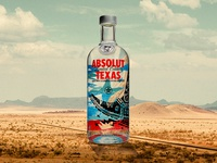 Absolut Texas