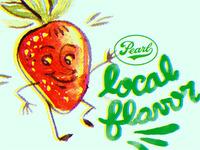Pearl Farmers Market - shirt concept