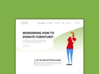 Mississauga Furniture Bank Redesign 2