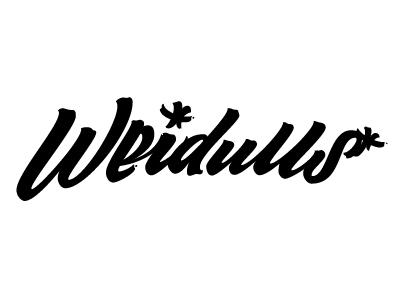 Weidulls logo bw2