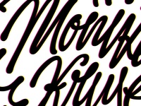 Monika Kruse   logo