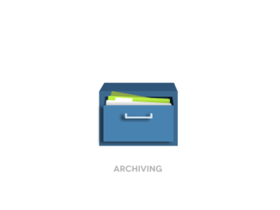 Archiving Icon