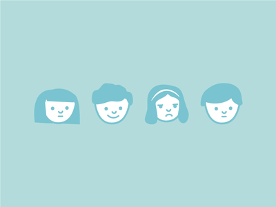 Emotional Users Icons