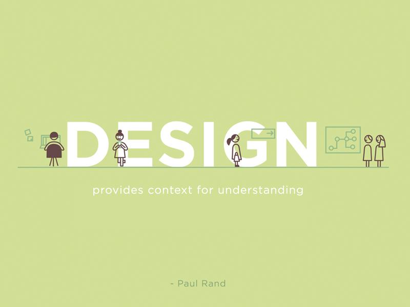 Understandings interaction product mobile wayfinding web semiotics rand paul design