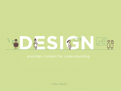 Understandings interaction product mobile wayfinding web semiotics rand paul design