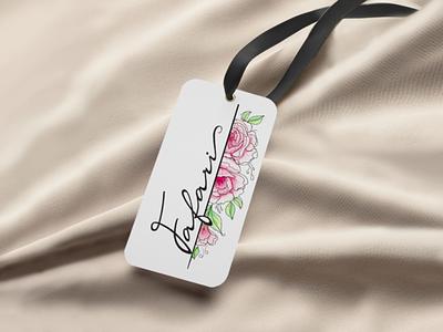 label beautiful tags business cards business card design business card label logo brand graphic design illustration branding design