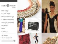 Nadia Minkoff homepage