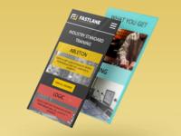 Fastlane App Screen
