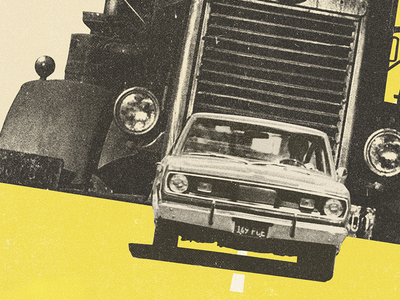 Duel Poster - Zoom illustration poster poster art