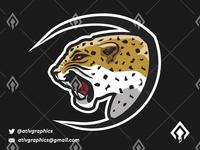 Jaguar Mascot Esport Logo