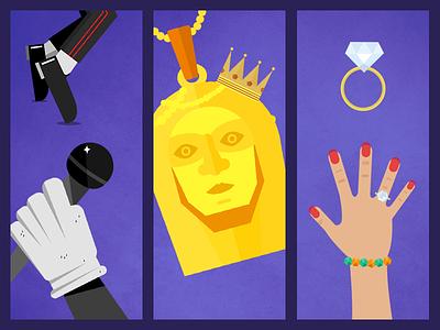Music Icons illustration music
