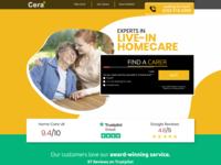 Cera Care | Landing Page