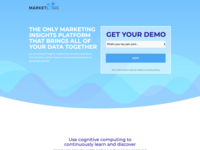 Marketlogic Software | Landing Page
