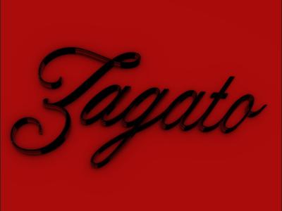Zagato 3d Logo