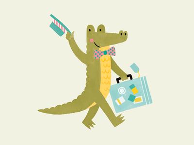 Travelling 'Gator