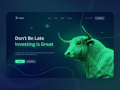 Web Design investment investment website finance website finance رابط کاربری طراحی وبسایت وبسایت طراحی landing page website design website web design user interface ui ux ui