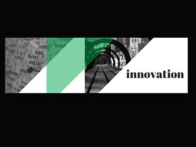 LinkedIn Banner - Innovation header linked banner branding business linkedin