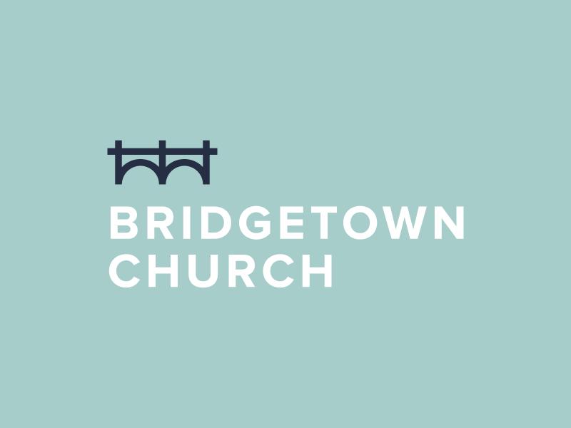 Bridgetown Church cross bridge church logo