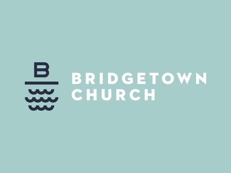 Bridgetown Church cross bridge church logo