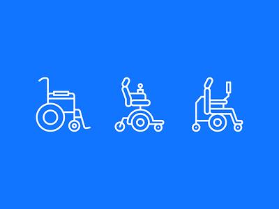 Wheelchair Icon user interface icon ui icon user interface ui disable icon wheelchair wheelchair vector wheelchair sign wheelchair symbol wheelchair icon minimalist icon icon line icon outline icon