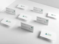 Business Card Design, Branding for Altona Health