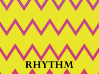 (Graphic Design Principles) (Rhythm) (2016)