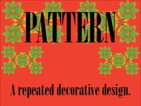 (Graphic Design Principles) (Pattern) (2016)