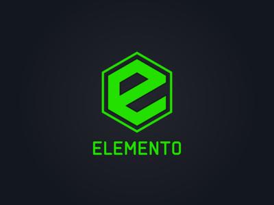 Elemento Logo Concept
