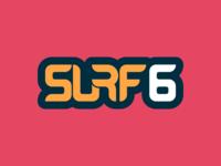 Surf6 Logo Concept
