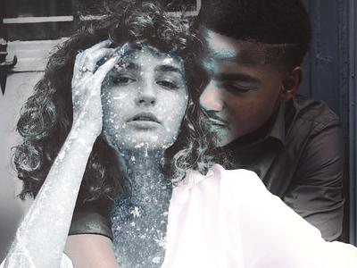 Cold Shoulder. photoshop photomanipulation art digitalart