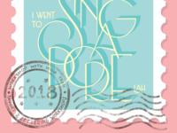 2018 stamp