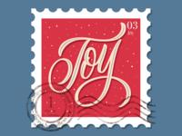 Countdown to Christmas - stamp 3
