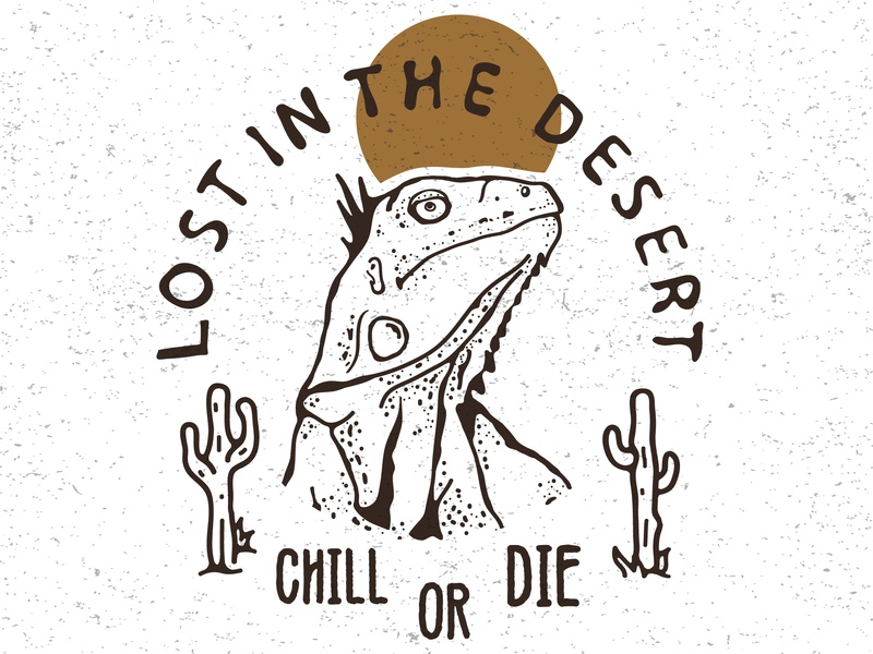 desert logo grapic design design branding graphic vector graphic  design graphic art illustration