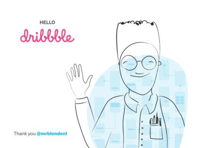 Hello Dribbble, I'm Zinzy!