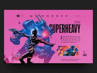 DC Concept – Stories III