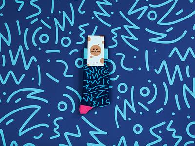 Feat.Sock Co Socks featsockco hellomisterfrank fashion simple shapes textile pattern summer illustration design sockdesign socks sock