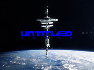 Untitled Space untitled space illustration design clothing brand brand logo branding logo