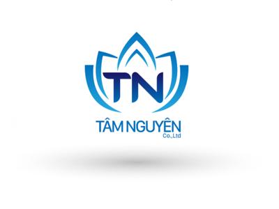 TN logo vector lotus logo brand logo brand illustration branding logo company logo