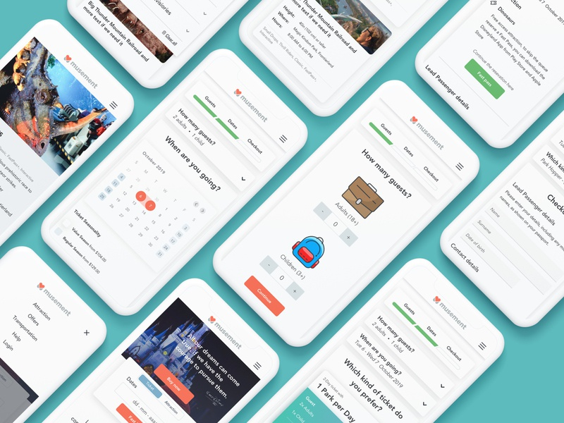 Checkout mobile process responsive card ui mobile design iphone tickets buy checkout mobile