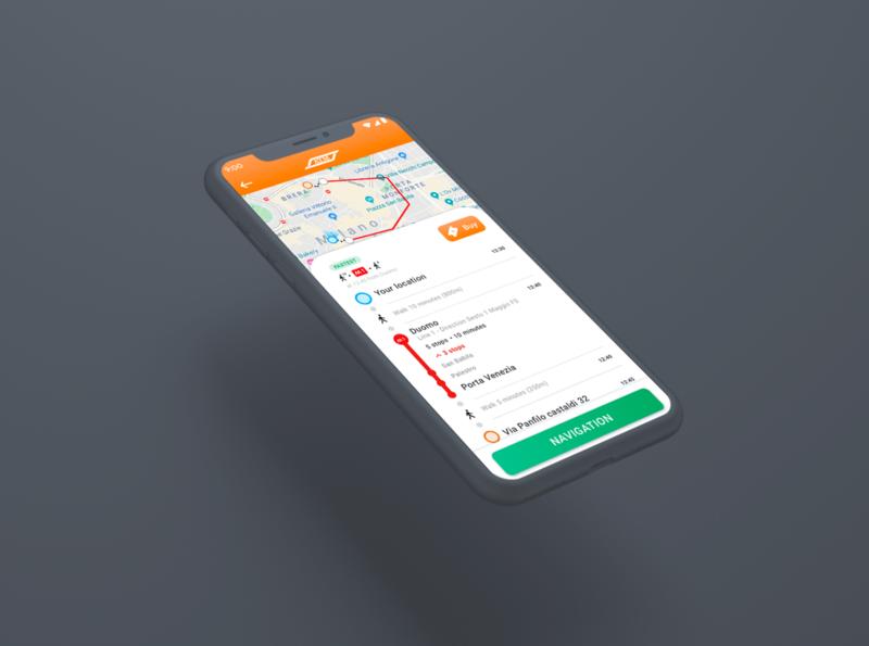ATM Journey process map transport interface dailyui interaction milan atm app ui
