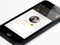 (WIP) ios Profile Car App