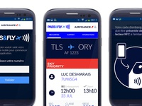 Pass Fly Android app Airfrance