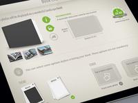 Photobox Ipad Create album