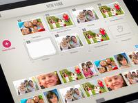 Photobox Ipad Manage photos