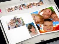 Photobox Ipad Add book