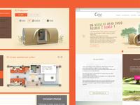 Coco Webdesign Template