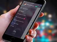 Octavdesign Ios Driver App Menu