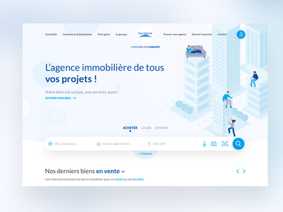 Home real estate uxdesign ux mobile ui isometric illustration search webdesign landing page isometric landing