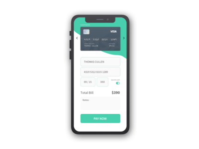 Simple Payment System