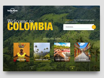 Lonley planet - Colombia